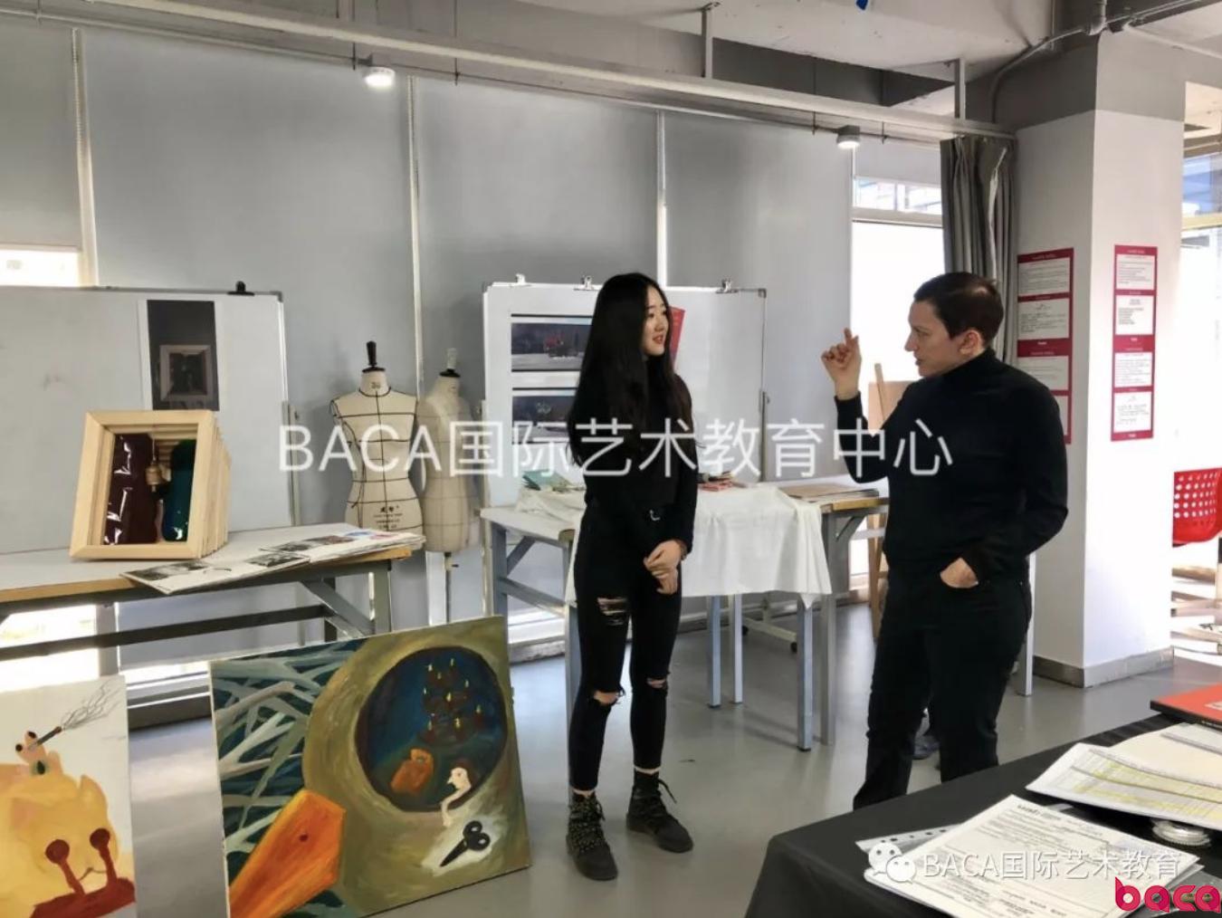 伦敦艺术大学BACA专场面试