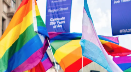 UAL ongoing support for trans and non-binary staff and students